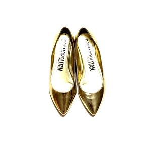 Cosmopolitan Gold Shoes - Used